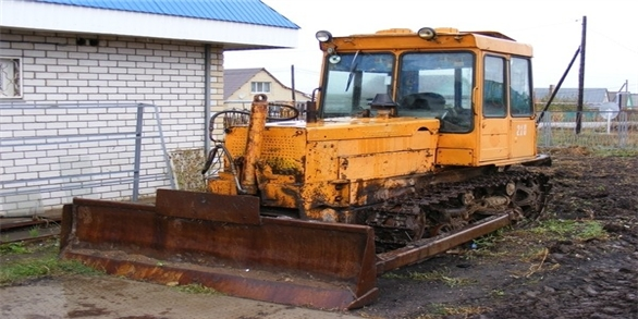 Бар на базе трактора мтз