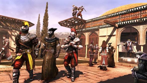 ключ для assassin creed ii brotherhood